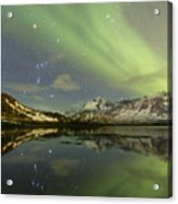 Reflected Orion Acrylic Print