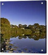 Reflected Tranquility Acrylic Print