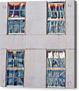 Reflecting Artwork Acrylic Print