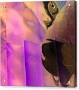 Reflecting Emp Acrylic Print