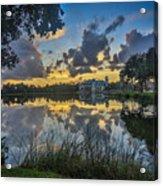 Reflection 5 Acrylic Print