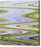 Reflection Abstract Abstract Acrylic Print