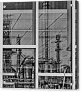 Reflection Acrylic Print by DJ Florek