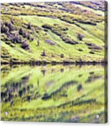 Reflections Alaska  Acrylic Print