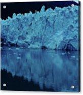 Reflections - Glacier Acrylic Print