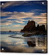Reflections Of Arcadia Acrylic Print