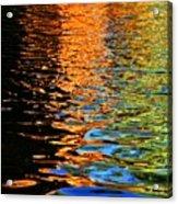 Reflections Of Eden Acrylic Print