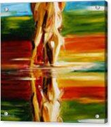 Reflections Of Glory Acrylic Print