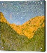 Reflections Of Montenegro No.3 Acrylic Print
