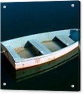 Reflections Of Newport Acrylic Print