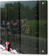 Reflections Of Sacrifice Acrylic Print