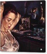 Reflections Of Sasha Acrylic Print