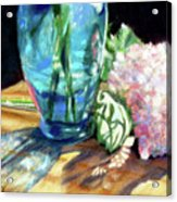 Reflections On The Afternoon II Acrylic Print
