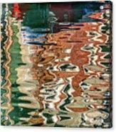 Reflections Venice_dsc4687_03032017 Acrylic Print
