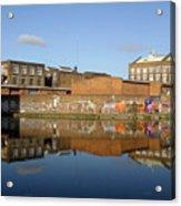 Reflective Canal 3 Acrylic Print
