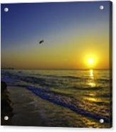 Reflective Journey Acrylic Print