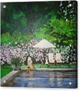 Reflective Moment Acrylic Print