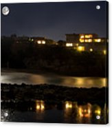 Reflective Nights Acrylic Print