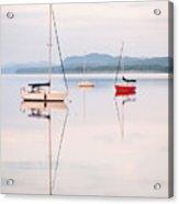 Reflexion IIi Acrylic Print