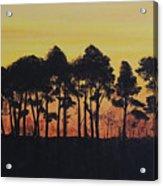 Refuge Sundown Acrylic Print