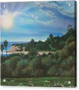 Refugio Point 4 Acrylic Print