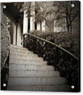 Regal Entrance Acrylic Print