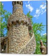 Regaleira Tower Sintra Acrylic Print