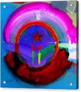 Regeneration Acrylic Print