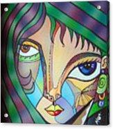 Regina Acrylic Print