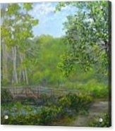 Reinsteinwoods Park Acrylic Print