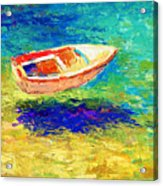 Relaxing Getaway Acrylic Print