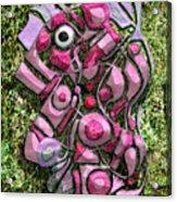 Relaxing Piglet Acrylic Print