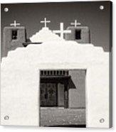 Religious Fronts Acrylic Print
