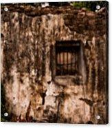 Remaining Ruins Acrylic Print