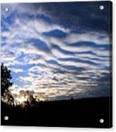Remarkable Sky Acrylic Print