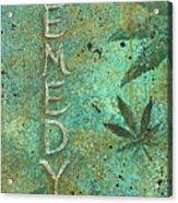 Remedy Acrylic Print