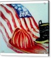 Remembering 9/11 Acrylic Print