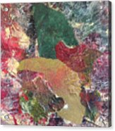 Remembering Autumn Acrylic Print