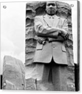 Remembering Mr. King Acrylic Print
