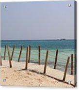 Remote Island  Acrylic Print