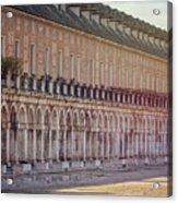 Renaissance Arches Aranjuez Spain Acrylic Print