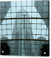 Rencen Inside Out Acrylic Print
