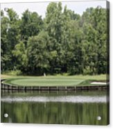 Renditions Golf - 13th Acrylic Print