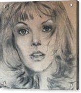 Renee Russo Acrylic Print