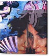 Renissane Women Acrylic Print