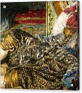 Renoir: Odalisque, 1870 Acrylic Print