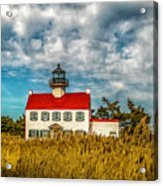 Renovated East Point Lighthouse Acrylic Print