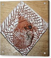 Repose- Tile Acrylic Print