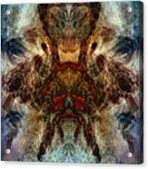 Repressed Temper Acrylic Print
