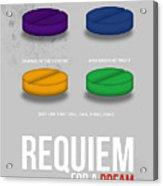 Requiem For A Dream Acrylic Print